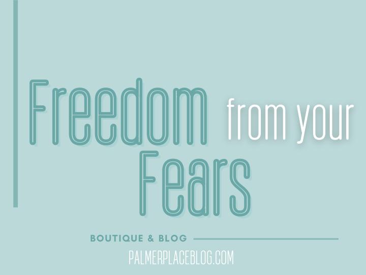 FEAR: Is It Holding YouBack?